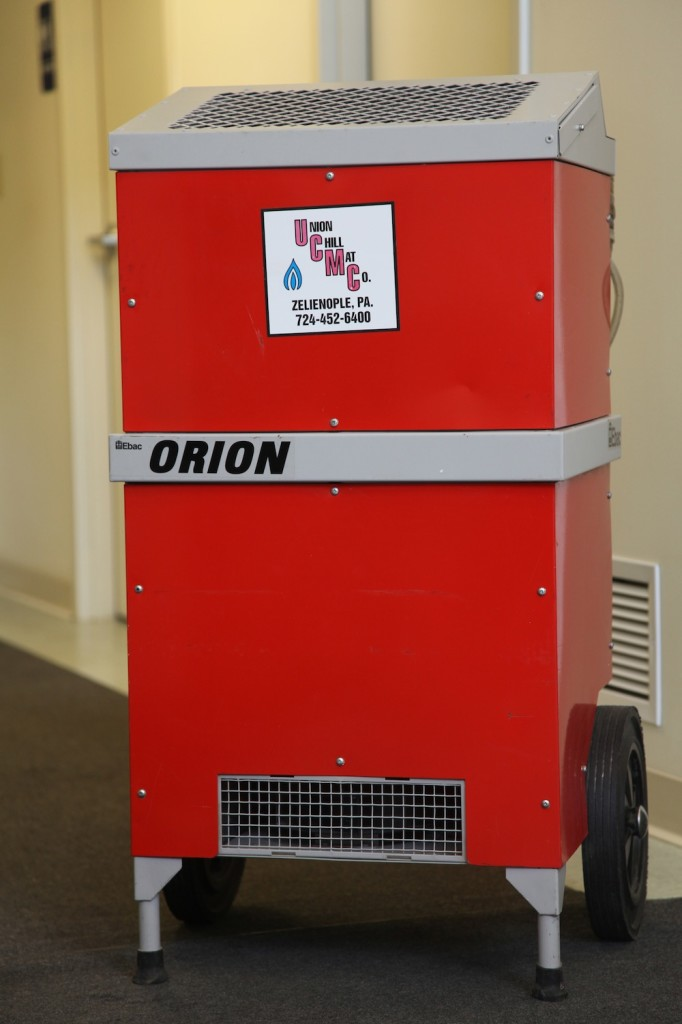 Orion Dehumidifier from Union Chill Mat